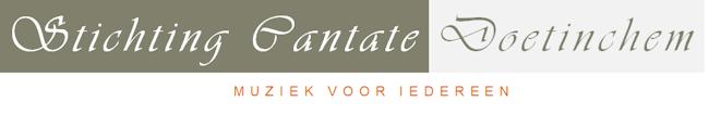 Stichting Cantate Doetinchem